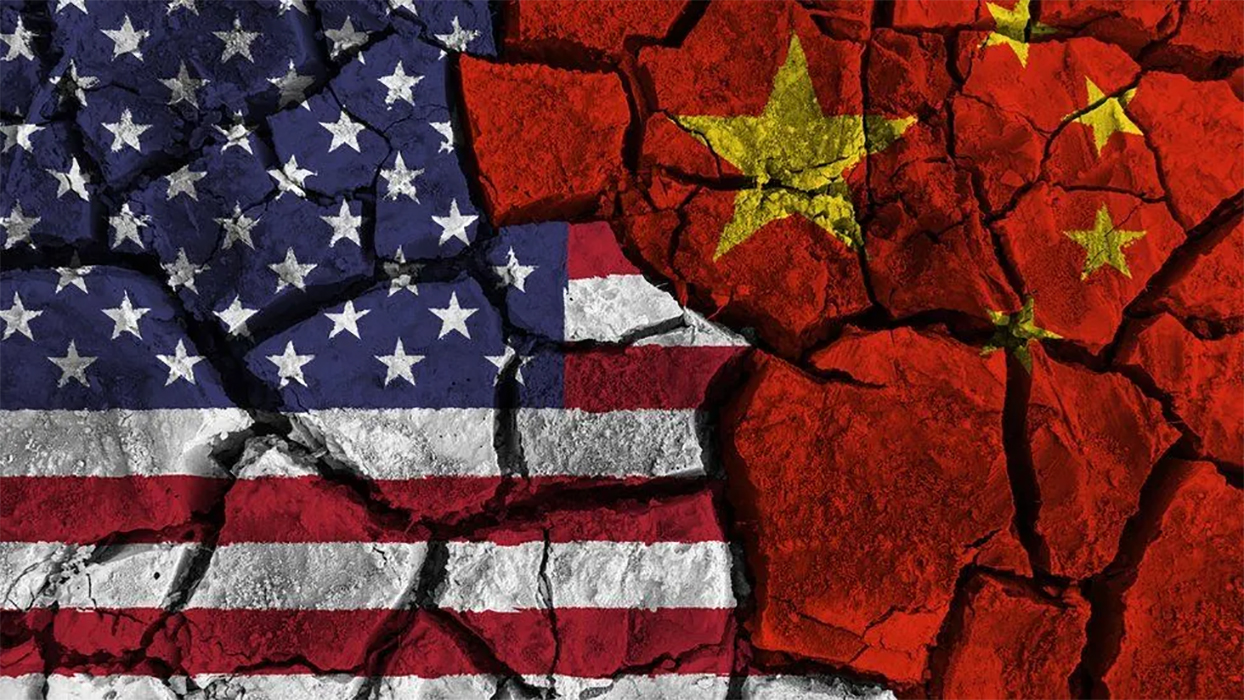 US-China rivalry rooted in lost trust