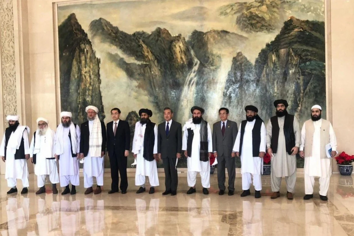 China decides to engage with Afghanistan's Taliban to further persecute Uyghurs