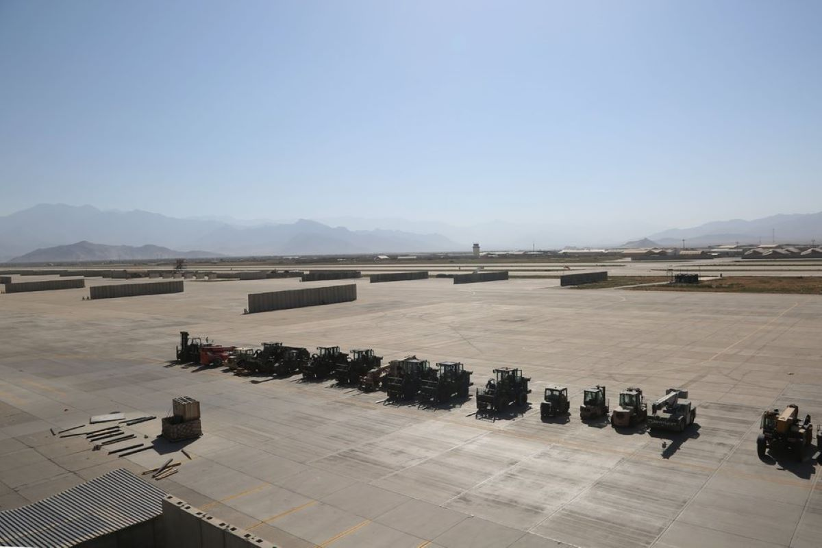 China weighing occupation of former U.S. air base at Bagram in Afghanistan