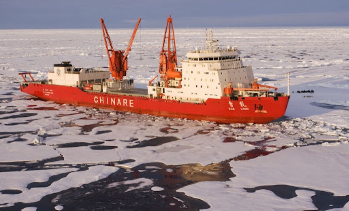 Chinese Arctic incursion spooks US lawmakers