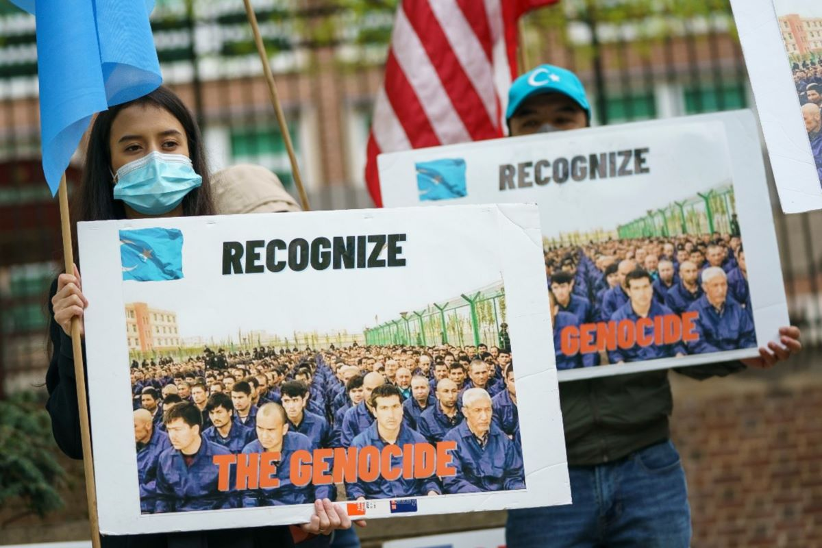How China hijacked the war on terror to commit genocide in Xinjiang