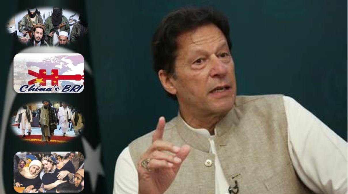 The curious case of Pakistan, China, TTP andBRI