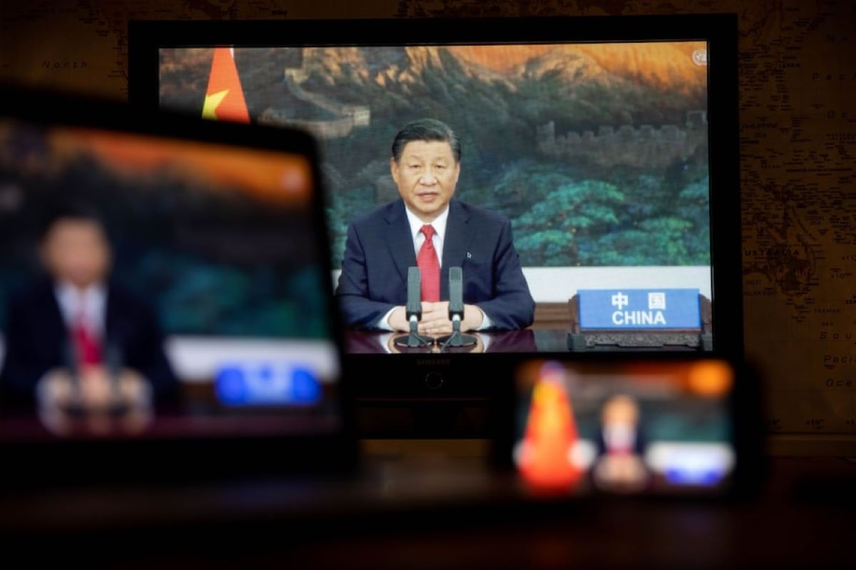 Instead of confronting China's rise, we must manage its decline